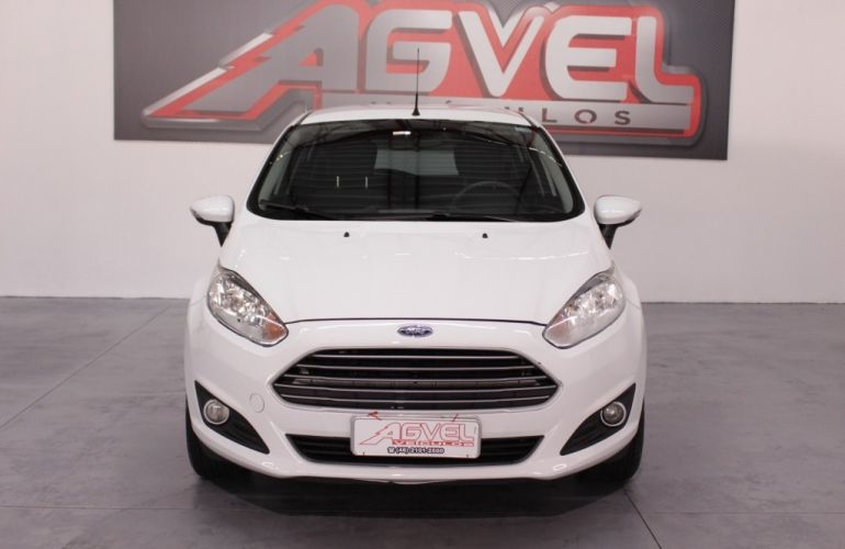 Ford Fiesta Hatch  SE Plus 1.6 RoCam (Flex) - Foto #1