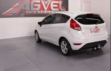 Ford Fiesta Hatch  SE Plus 1.6 RoCam (Flex) - Foto #6