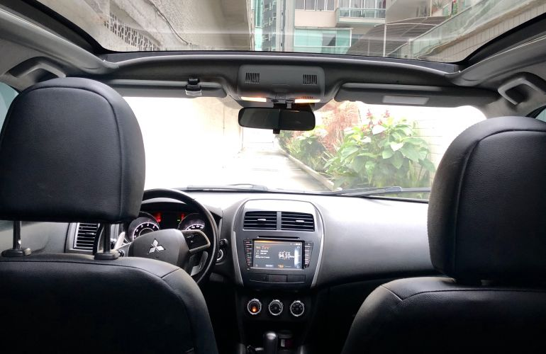 Mitsubishi ASX 2.0 16V CVT 4WD - Foto #4