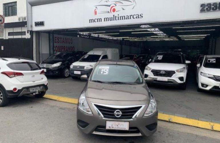 Nissan S 1.0 12v Flex 4p Mec - Foto #2