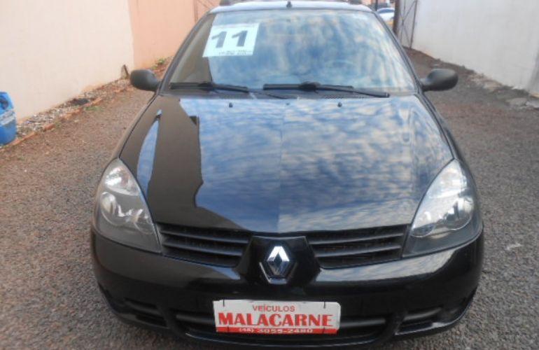 Renault Clio Hatch. Campus 1.0 16V (flex) 4p - Foto #5