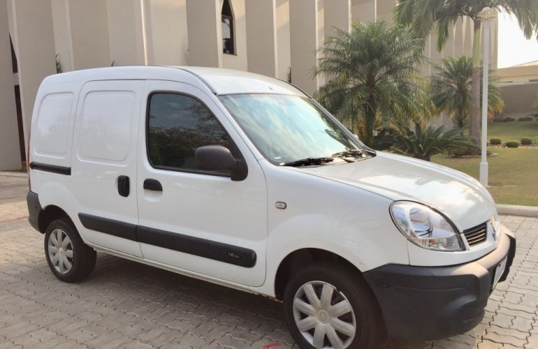 Renault Kangoo Express 1.6 16V (Flex) - Foto #1