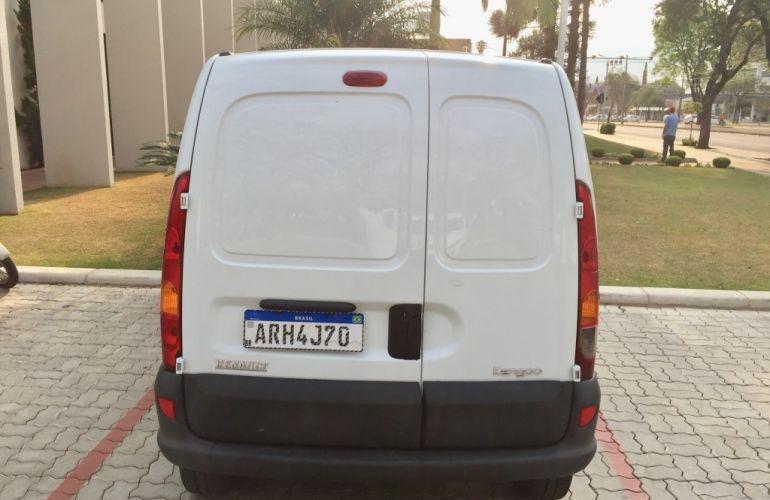 Renault Kangoo Express 1.6 16V (Flex) - Foto #6