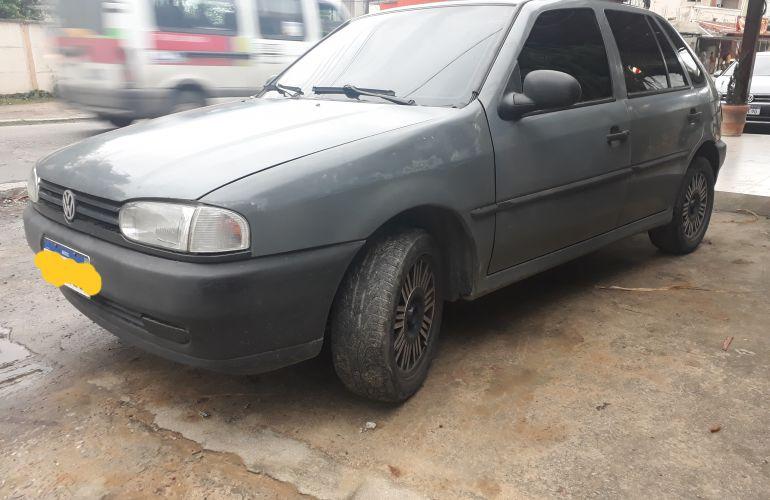 Volkswagen Gol CL 1.6 MI - Foto #3