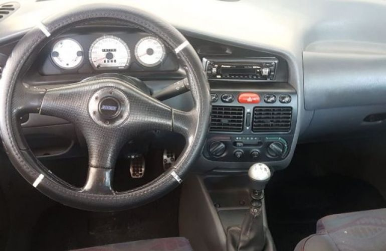 Fiat Palio Weekend Sport 1.6 MPi 16V - Foto #4
