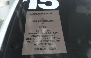 Volkswagen Fox Trendline 1.0 Total Flex - Foto #9