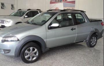 Fiat Strada Trekking Cabine Dupla 1.6 16v Flex