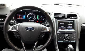 Ford Fusion 2.0 EcoBoost Titanium (Aut) - Foto #7