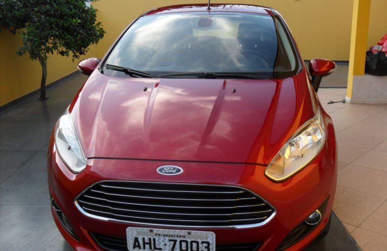 Ford New Fiesta Titanium 1.6 16V PowerShift - Foto #1