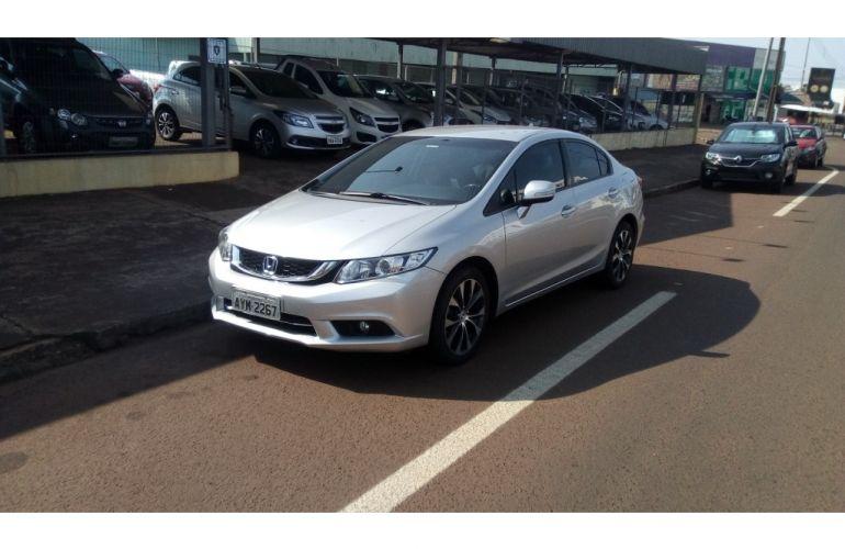 Honda New Civic LXR 2.0 i-VTEC (Aut) (Flex) - Foto #1