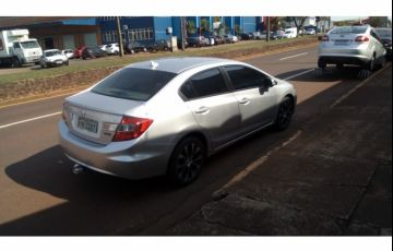 Honda New Civic LXR 2.0 i-VTEC (Aut) (Flex) - Foto #4