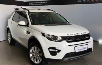 Land Rover Discovery Sport SE 2.0 16V