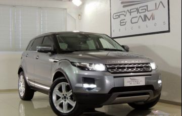 Land Rover Range Rover Evoque Prestige 4WD 2.0 16v