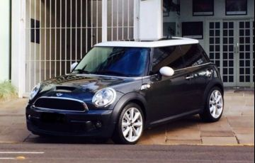 Mini Cooper S Coupé 1.6 Turbo 16V