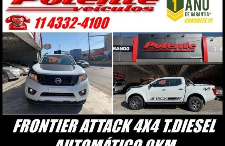 Nissan Frontier ATTACK 2.3 16V TURBO CD 4X4 - Foto #1