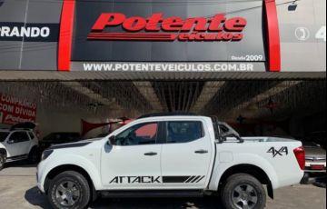 Nissan Frontier ATTACK 2.3 16V TURBO CD 4X4 - Foto #3