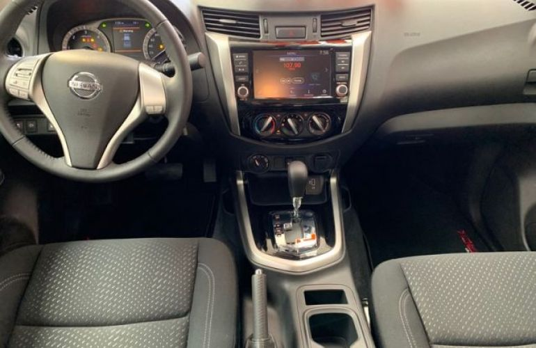 Nissan Frontier ATTACK 2.3 16V TURBO CD 4X4 - Foto #4
