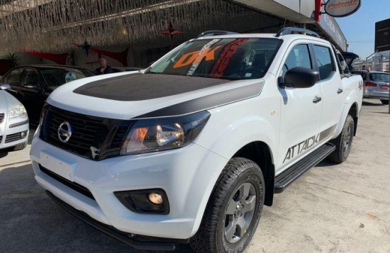 Nissan Frontier ATTACK 2.3 16V TURBO CD 4X4 - Foto #7