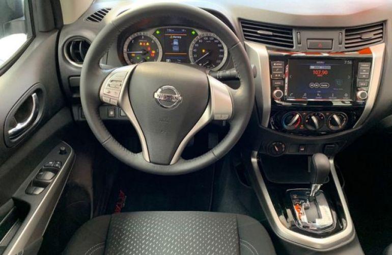 Nissan Frontier ATTACK 2.3 16V TURBO CD 4X4 - Foto #8