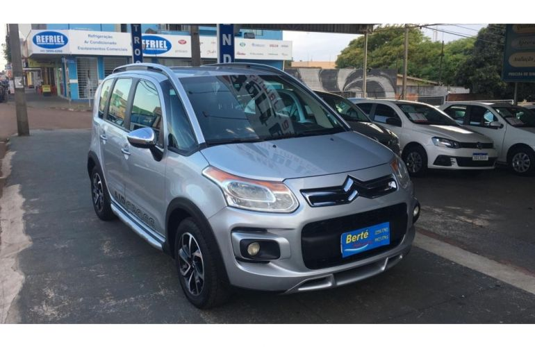 Citroën Aircross Exclusive 1.6 16V (flex) - Foto #1