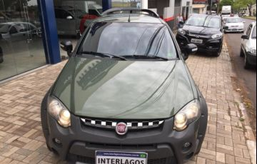 Fiat Palio Weekend Adventure 1.8 16V Dualogic (Flex) - Foto #2