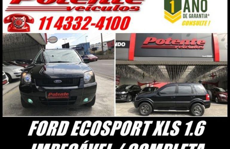 Ford Ecosport XLS 1.6 8V Flex - Foto #1