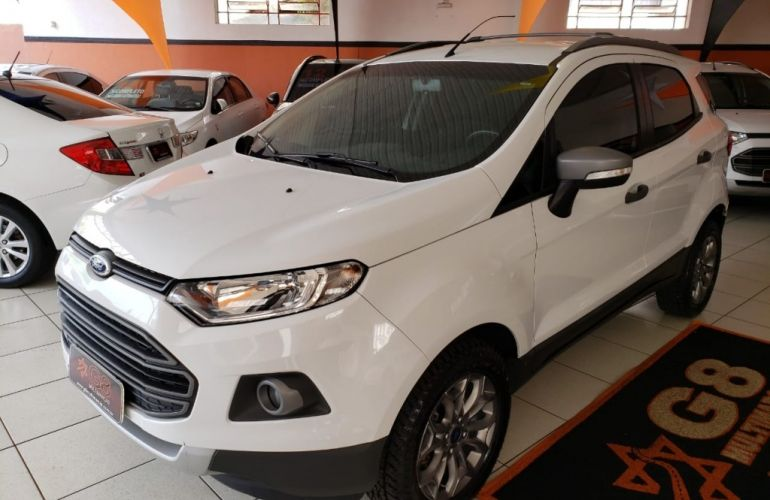 Ford Ecosport Freestyle Powershift 2.0 16V (Flex) - Foto #1