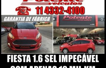 Ford Fiesta 1.6 SEL