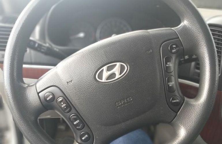 Hyundai Santa Fé 2.7 Mpfi V6 24V - Foto #10