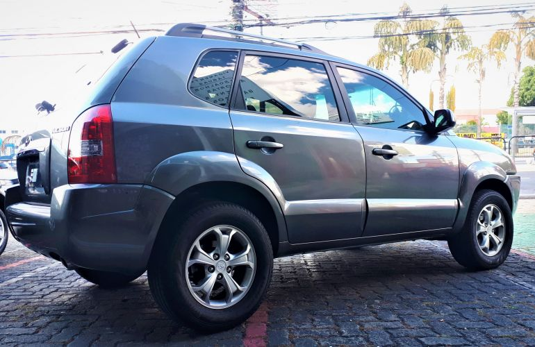 Hyundai Tucson GLS 2.0L 16v Top (Flex) (Aut) - Foto #3