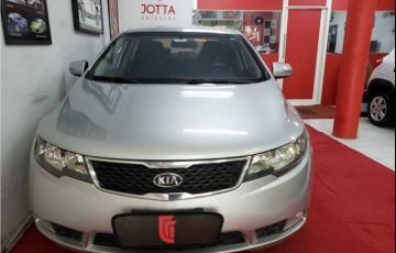 Kia Cerato 1.6 Sx3 16V Gasolina 4p Automático - Foto #5