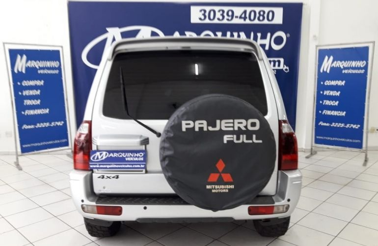 Mitsubishi Pajero Full 3.8 V6 3D HPE 4WD - Foto #4