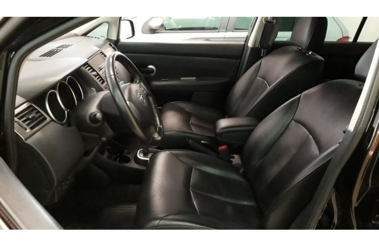 Nissan Tiida SL 1.8 (flex) - Foto #4