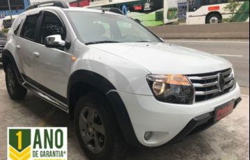 Renault Duster Tech Road 4x2 2.0 16V Hi-Flex