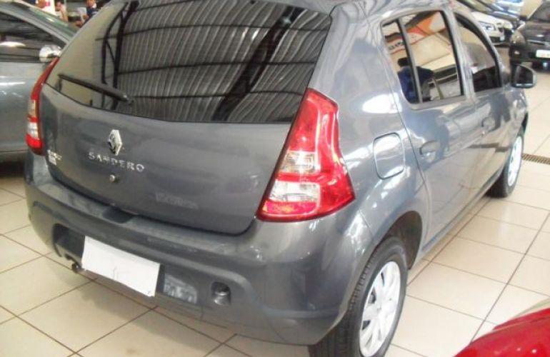 Renault Sandero Authentique 1.0 16V - Foto #9