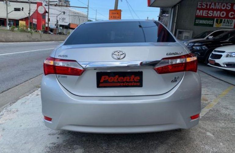 Toyota Corolla XEI 2.0 16V Flex - Foto #10