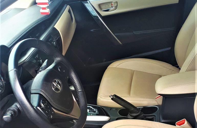 Toyota Corolla Sedan 2.0 Dual VVT-I Flex Altis Multi-Drive S - Foto #4