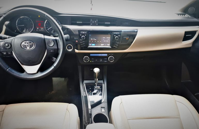 Toyota Corolla Sedan 2.0 Dual VVT-I Flex Altis Multi-Drive S - Foto #7