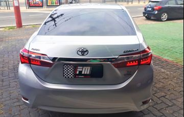 Toyota Corolla Sedan 2.0 Dual VVT-I Flex Altis Multi-Drive S - Foto #9