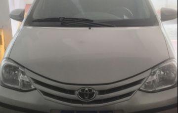 Toyota Etios X 1.3 (Flex) (Aut)