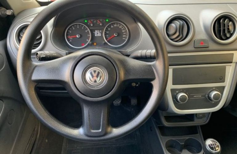 Volkswagen Saveiro Trendline CE 1.6 MSI Total Flex - Foto #6