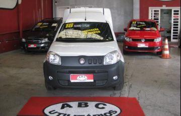Fiat Fiorino Furgão Hard Working 1.4 EVO 8V Flex - Foto #1