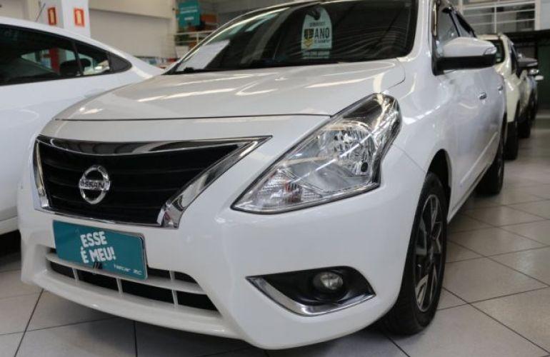 Nissan Versa UNIQUE 1.6 16V Flex - Foto #1