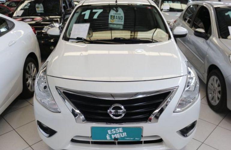 Nissan Versa UNIQUE 1.6 16V Flex - Foto #3