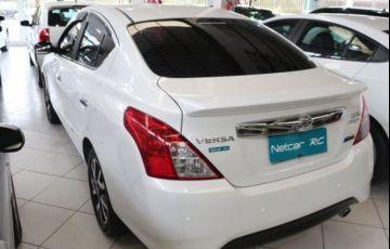 Nissan Versa UNIQUE 1.6 16V Flex - Foto #4