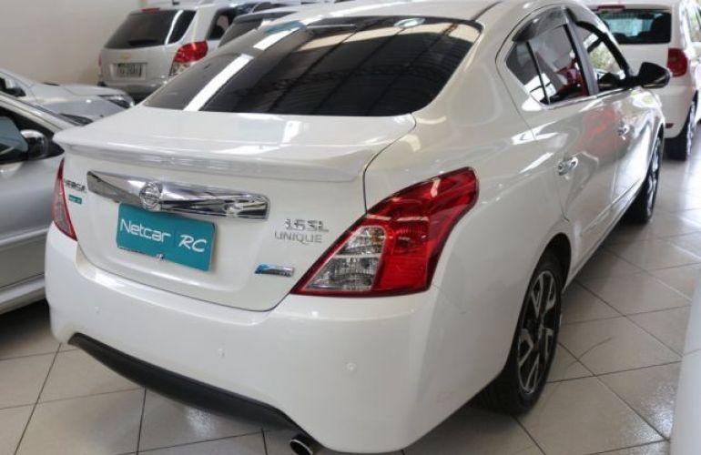 Nissan Versa UNIQUE 1.6 16V Flex - Foto #7