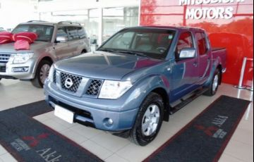 Nissan Frontier XE 4X2 Cabine Dupla 2.5 Turbo Eletronic