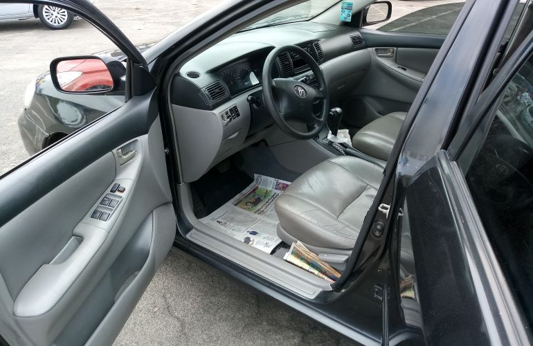 Toyota Corolla Sedan XLi 1.8 16V (flex) - Foto #7