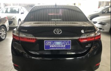 Toyota Corolla Sedan 1.8 Dual VVT-i XLI (flex) - Foto #5