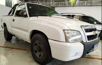 Chevrolet S10 Colina 4x4 2.8 (Cab Simples)